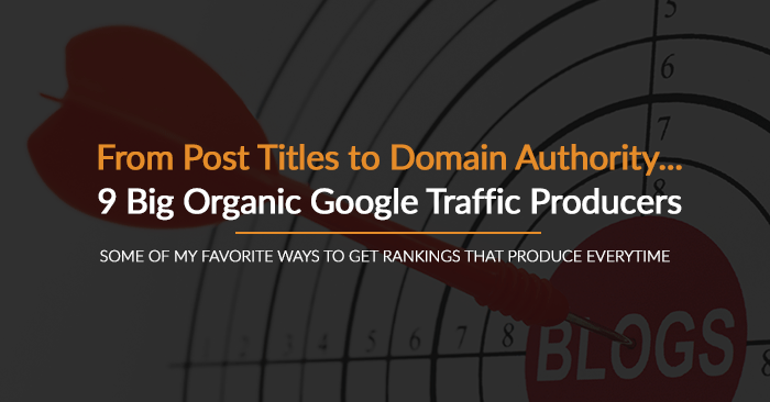 9-ways-to-triple-organic-blog-traffic